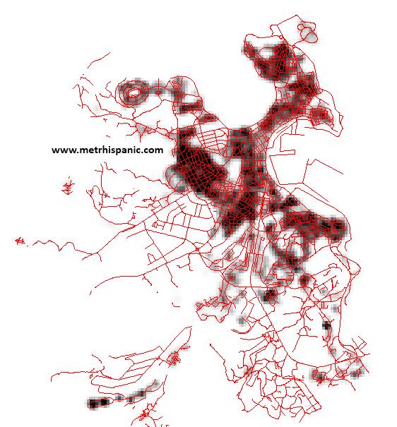 Número de viviendas por parcela