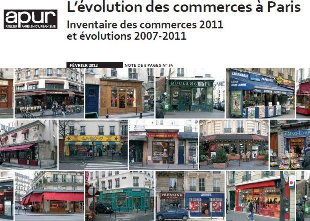 Commerce paris