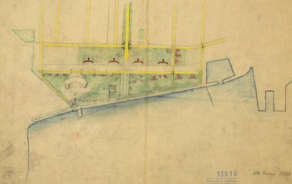 El proyecto de Le Corbusier