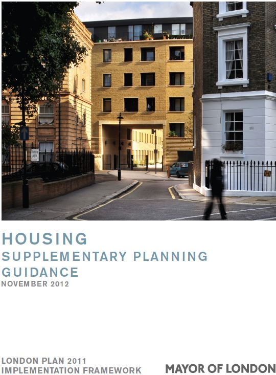 Biblio34- London housing planning guidance