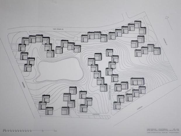 Proyecto original. Puede verse el estado actual de la zona en http://maps.google.es/?ll=56.032259,12.579829&spn=0.004748,0.00883&t=h&z=17