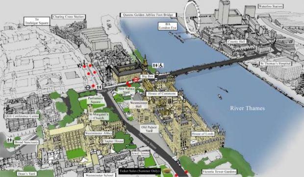 El lugar y su entorno, según el documento de propuesta de Plan de Gestión de 2007
