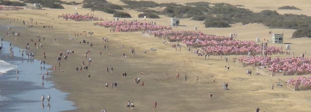 Contar sombrillas en la playa no es una metodología contrastada...