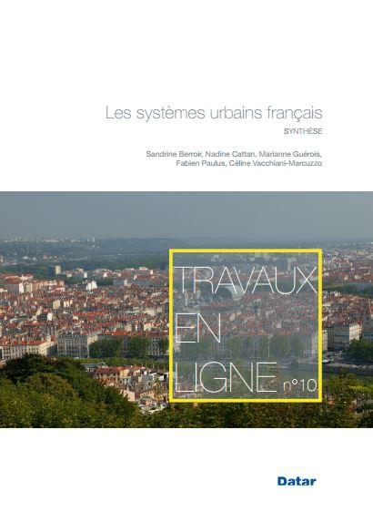 Biblio 61- Les systemes urbains français