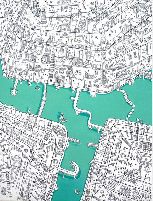 Topografía insular, por Ana Aragao