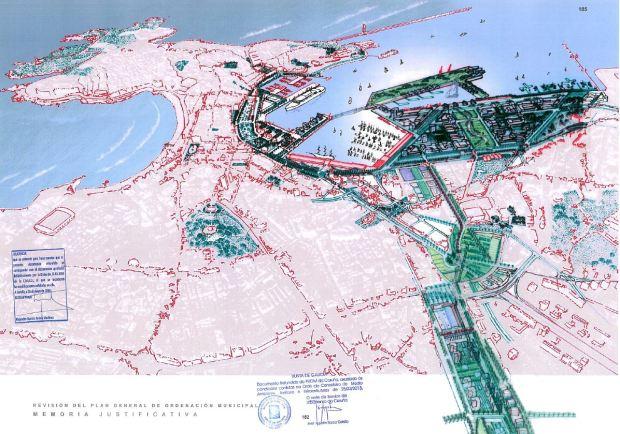 El proyecto de un puerto más urbano