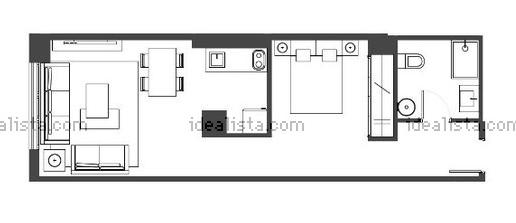 madrid-55 m2