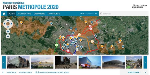 paris 2020 web