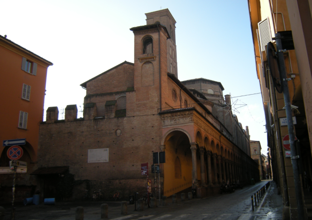 bologna- iglesia
