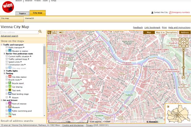 Maps34- Viena